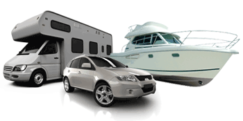 RV, Boat, and Car